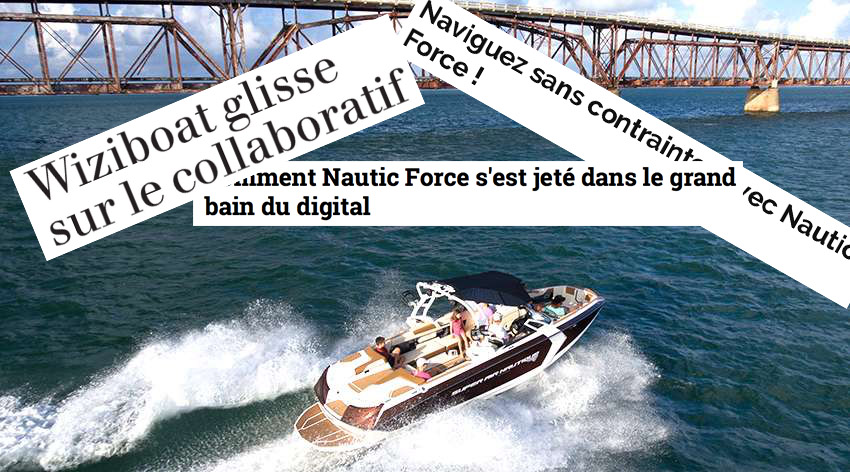 Ce que dit la presse de Nautic Force