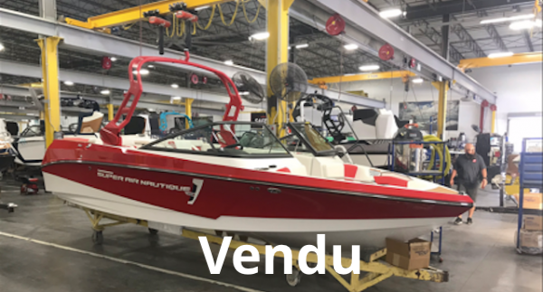 SUPER AIR NAUTIQUE 210 2018