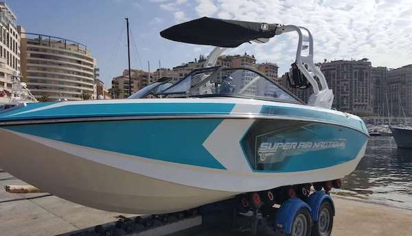 SUPER AIR NAUTIQUE G21 2018 99.900€