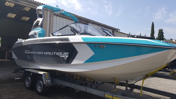SUPER AIR NAUTIQUE G21 2019 129.900€