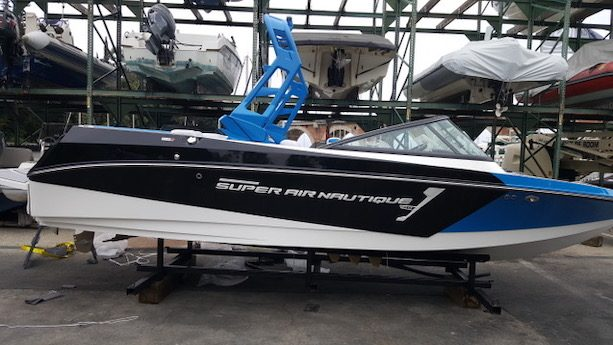 SUPER AIR NAUTIQUE 210 2019